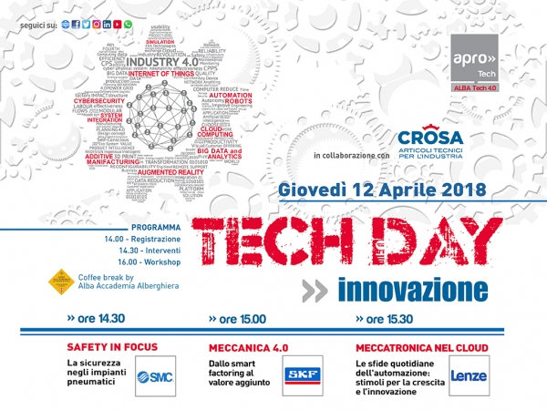TECH DAY APRO 12.04.18